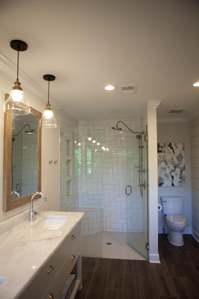 Bathroom Remodeling East Cobb - Modern - Bathroom ...