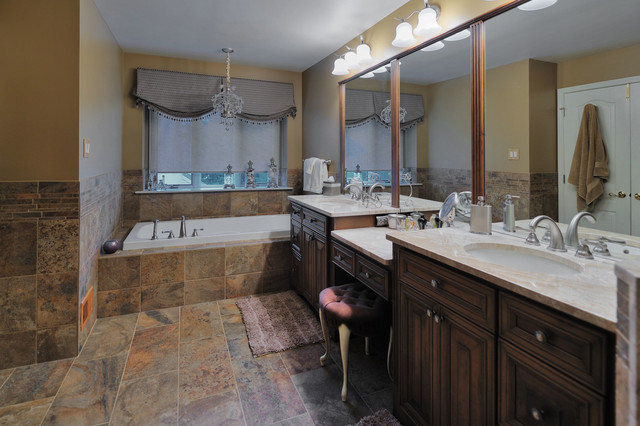 Bathroom Remodeling Feasterville, PA traditional-bathroom