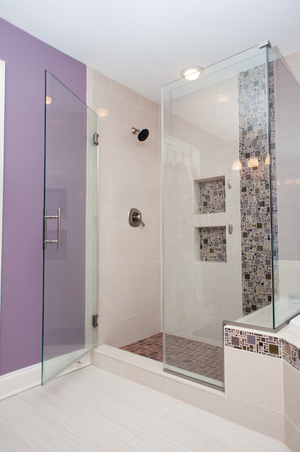 Bathroom Remodeling In Ellicott City Md Contemporary