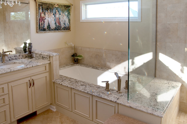 Bathroom Remodeling Indian Head Park Traditional Bathroom Chicago By Lamantia Design