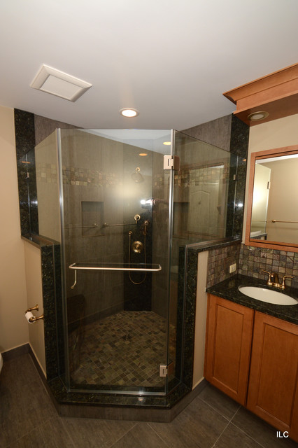 Bathroom Remodeling Contemporary Bathroom Baltimore By Ivy League Construction