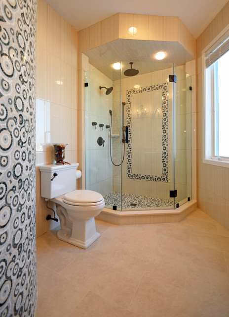 Bathroom Remodeling Contemporary Bathroom New York By Jersey Proud Modular Homes
