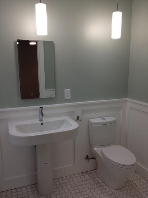 Bathroom remodeling craftsman-bathroom