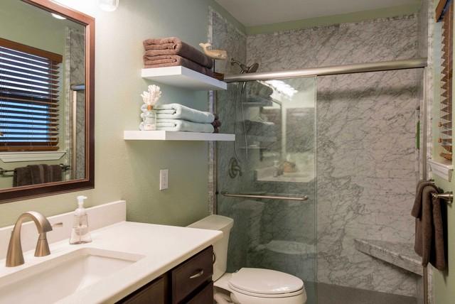 Bathroom Remodeling Modern Bathroom Other By Re