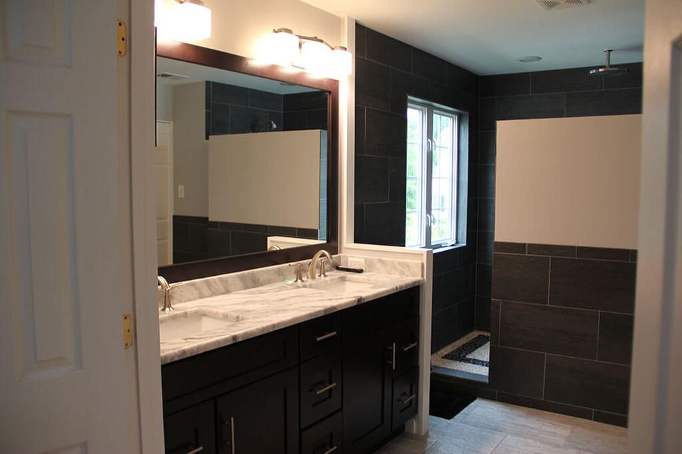 Bathroom Remodeling No.26, Fairfax VA - Contemporary ...