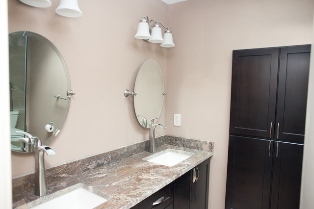 Bathroom remodeling ownings mills md contemporary Bathroom remodel maryland