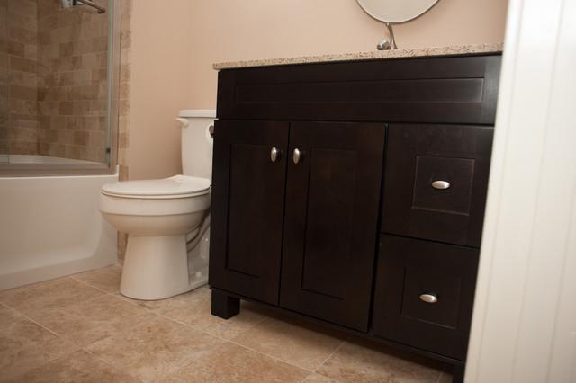 Bathroom Remodeling Ownings Mills, MD traditional-bathroom