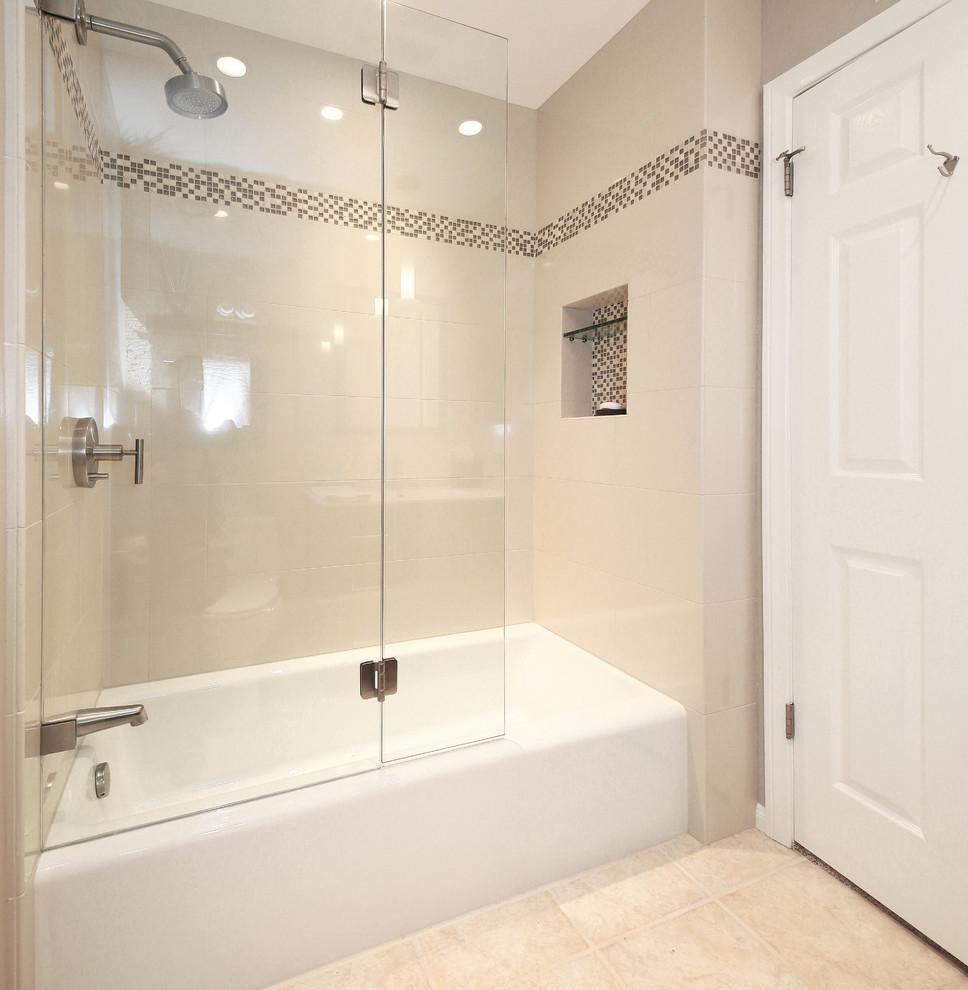 Bathroom Remodeling West Hills - Transitional - Bathroom ...