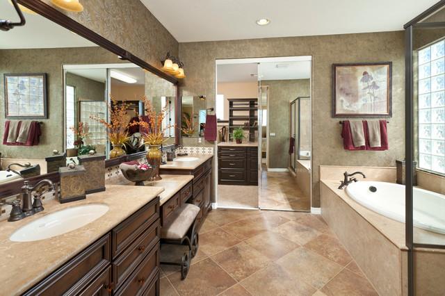 Bathroom Remodels 2013 traditional-bathroom