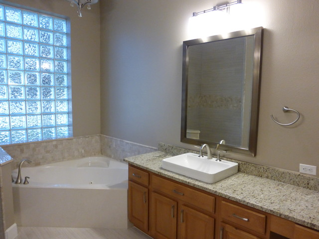 Bathroom remodels modern bathroom orlando by all for Bathroom remodel orlando