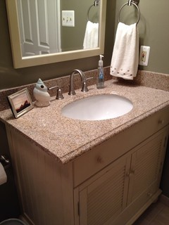 Chesapeake Services Bathroom Remodel