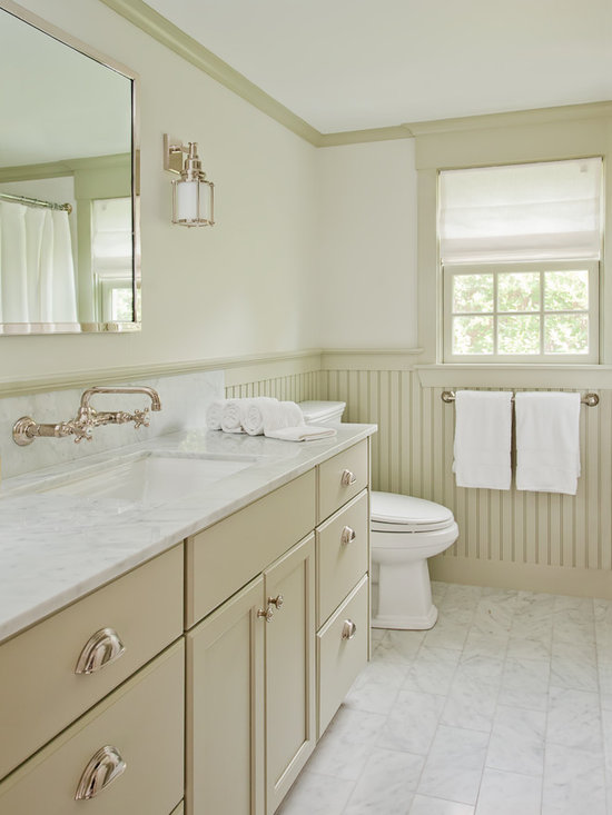 Cream Wainscoting Home Design Ideas Pictures Remodel And