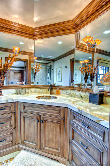 bathroom remodels craftsman bathroom orange county by hartung