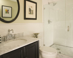 Bathroom tile configuration for Bathroom configurations
