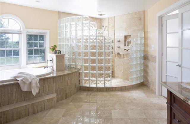 traditional bathroom by J Allen Smith Design/Build