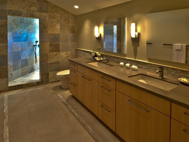 Bathroom Remodels contemporary-bathroom