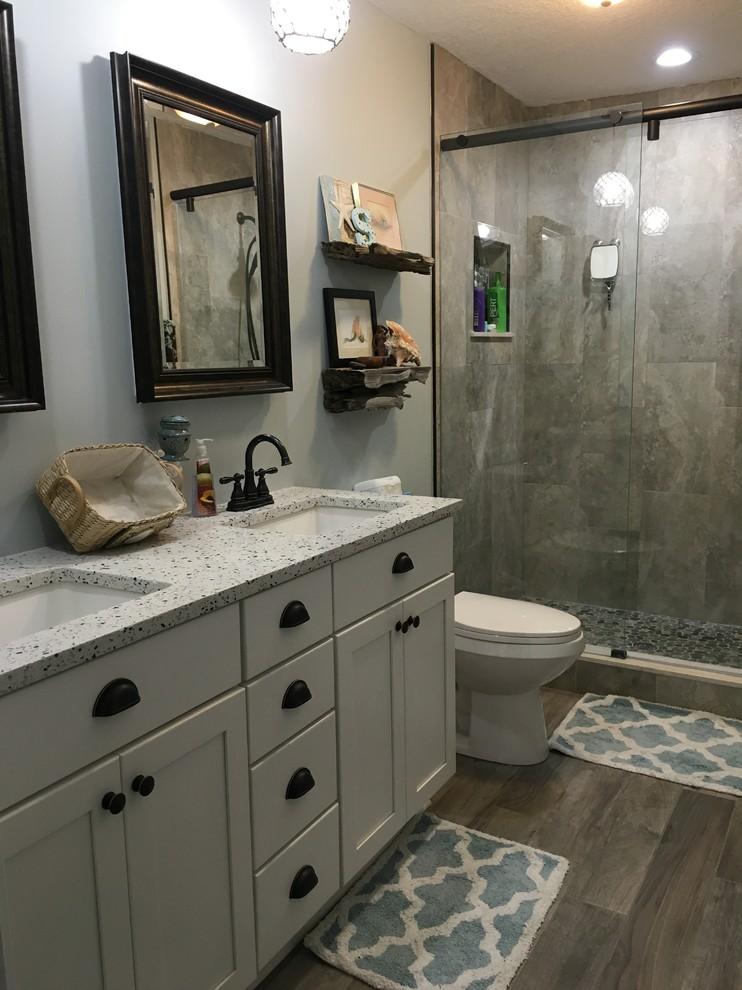 Bathroom Remodels - Beach Style - Bathroom - Jacksonville ...