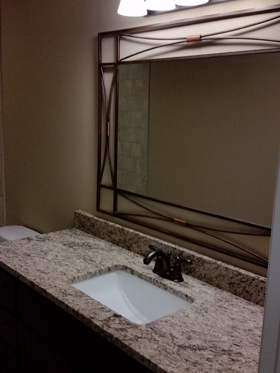 Allen & Roth Vanity Bath Design Ideas, Pictures, Remodel & Decor with ...