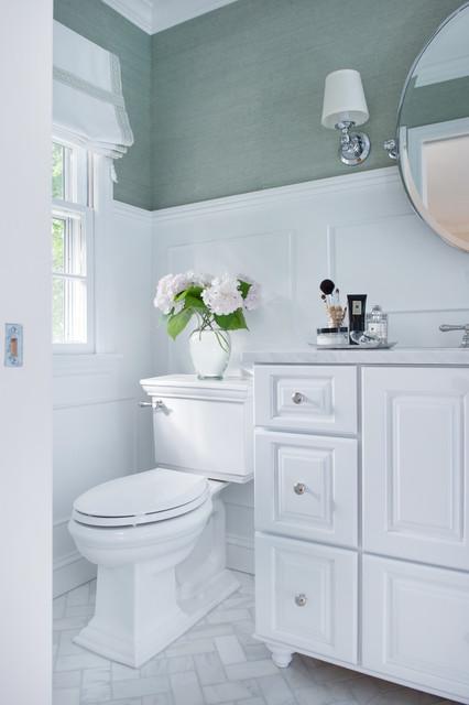 Bathroom Remodels Classique Salle De Bain Kansas City Par Schloegel Design Remodel