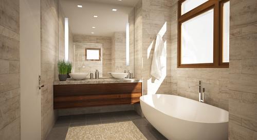 Bathroom Renderings