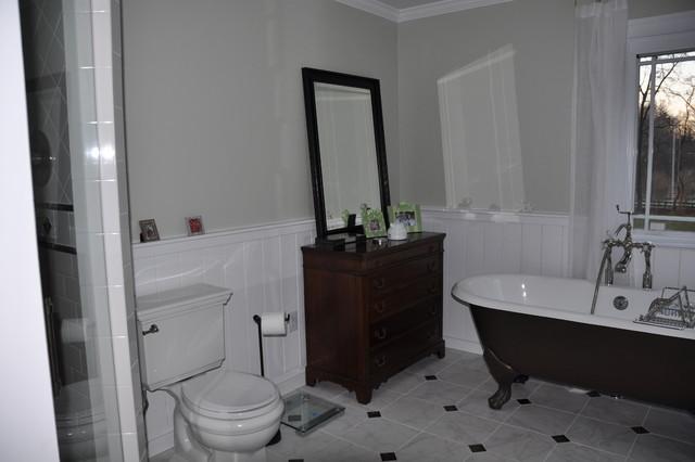 Bathroom Renovation 2011 traditional-bathroom