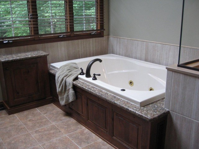 Bathroom Renovation, Brecksville, OH #1 traditional-bathroom