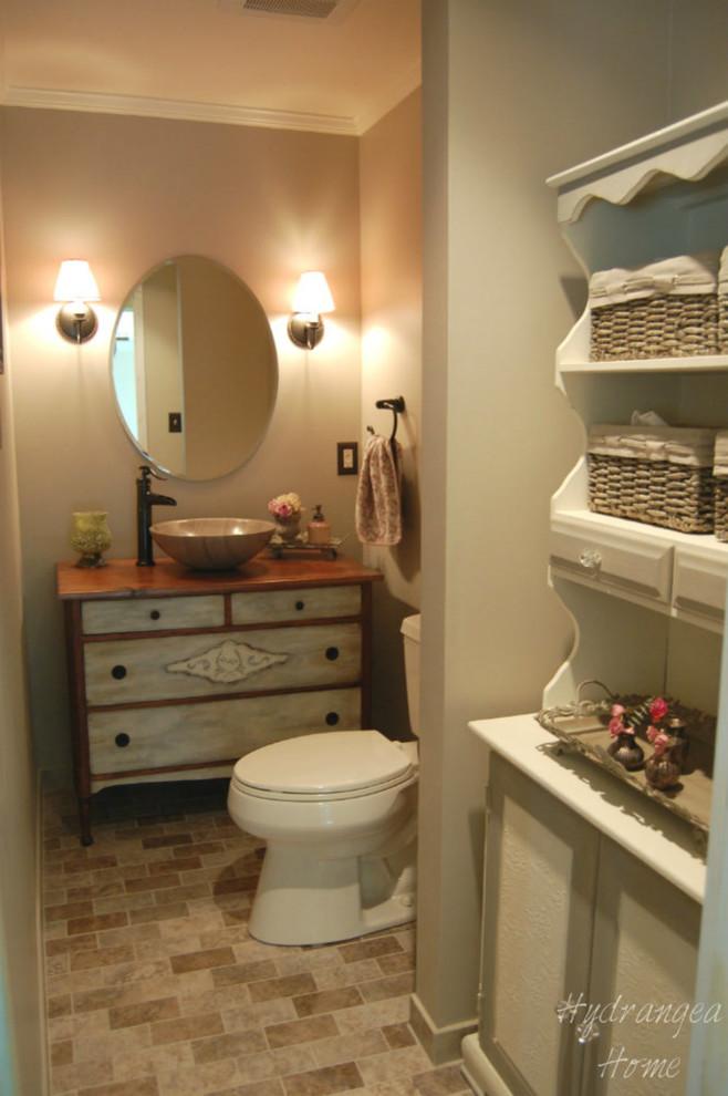 Bathroom - traditional bathroom idea in New York