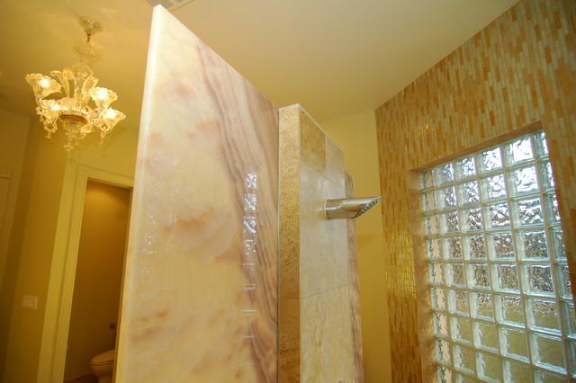 Bathroom Renovation-Plantation modern-bathroom