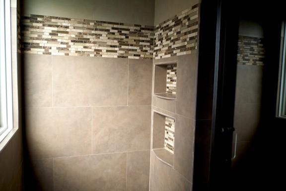 Bathroom renovation contemporary-bathroom