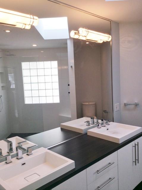 Bathroom Renovation Modern Bathroom Vancouver By Wilson Unique Interiors