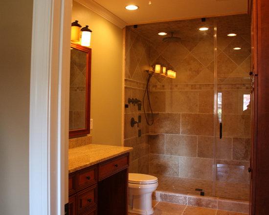 Craftsman bathroom design ideas pictures remodel decor for Craftsman style bathroom design ideas