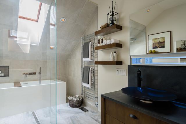 Design ottawa modern bathroom ottawa by astro design centre