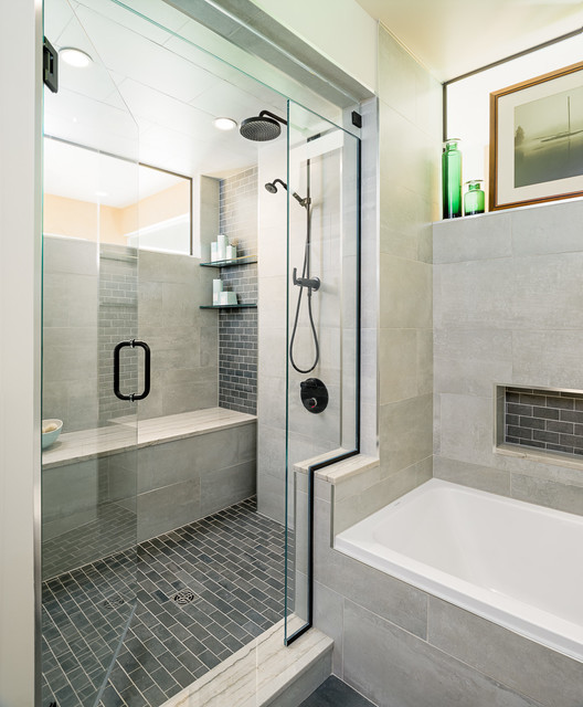 bathroom renovations by astro design ottawa modern bathroom