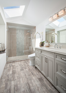 Bathroom Renovations - Transitional - Bathroom - Vancouver ...