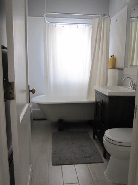 Bathroom retrofit - Traditional - Bathroom - Other - by Horrill ...