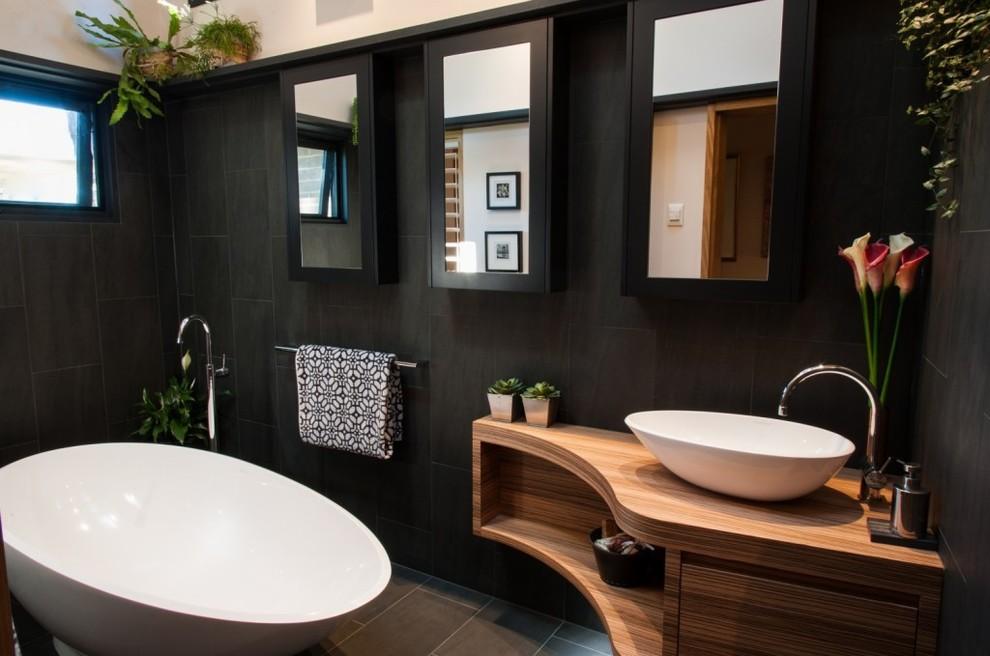 Bathroom - Modern - Bathroom - Canberra - Queanbeyan - by ...