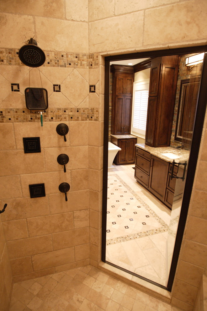 Inspiration for a timeless bathroom remodel in Birmingham