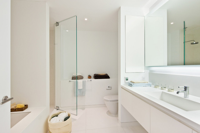 bathroom modern bathroom
