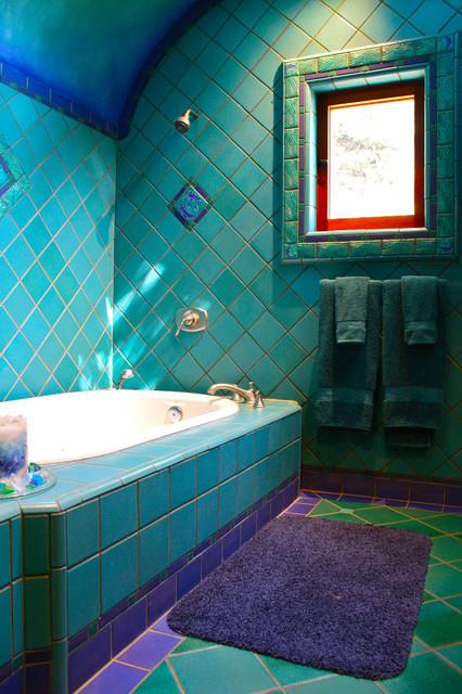 Bathroom eclectic-bathroom