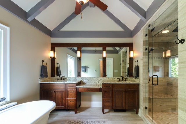 Bathroom spa retreat for Spa retreat bathroom ideas