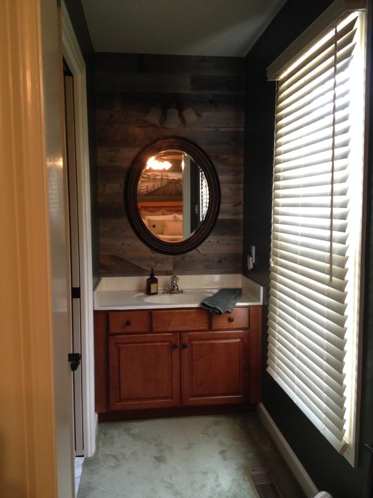 Bathroom - Contemporary - Bathroom - Sacramento - by Stikwood