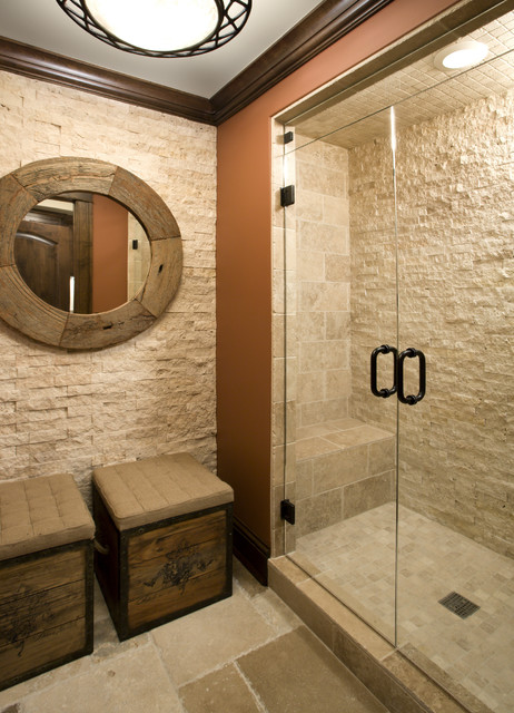 Traditional Bathroom By Stonewood Llc