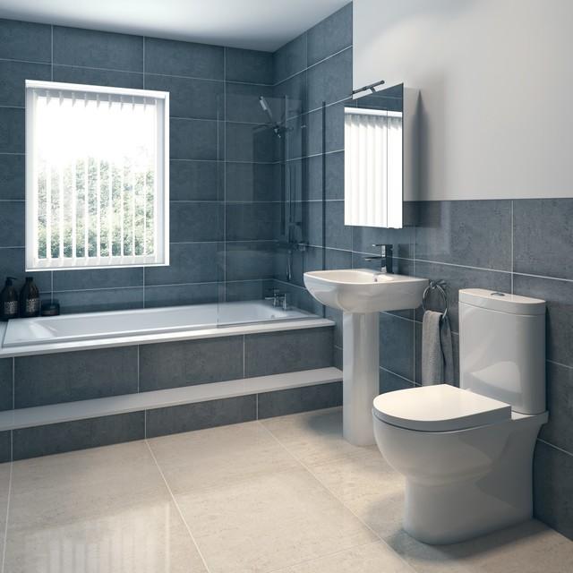 Bathroom Suites - Contemporary - Bathroom - Dublin - by