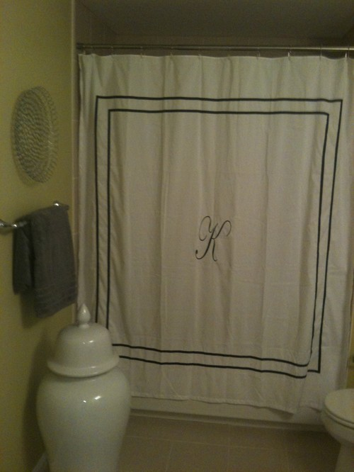 Where Did You Buy The Shower Curtain