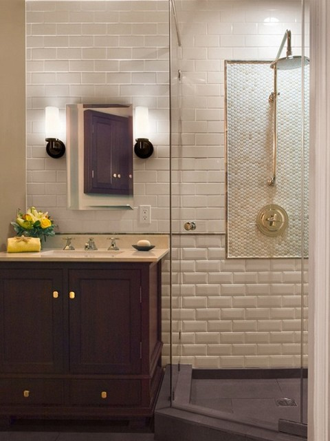 Bathroom Tile Design - traditional - bathroom - los angeles - by ...