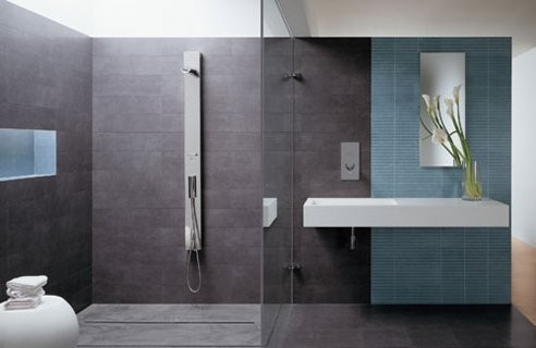 Bathroom Tile Design Contemporary Bathroom Photo
