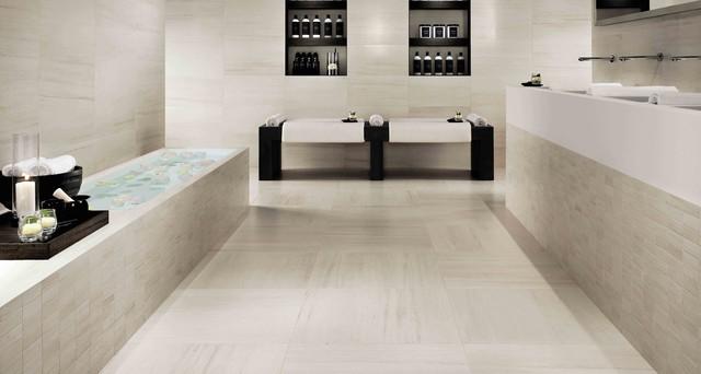 bathroom tile ideas コンテンポラリー バスルーム シドニー