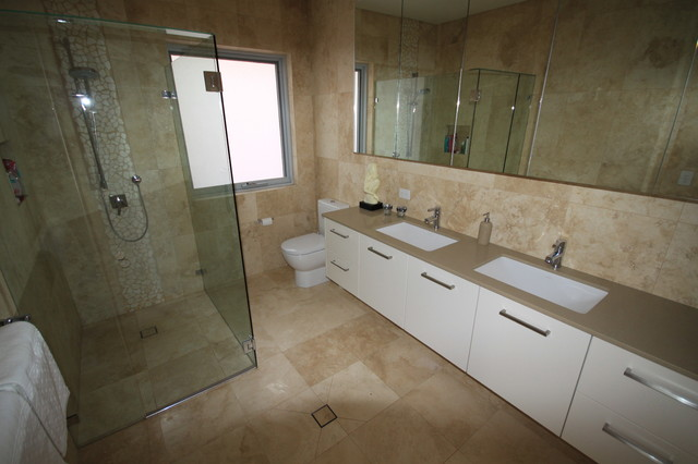 Bathroom Tile Ideas Contemporary Bathroom Other