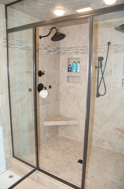 Bathroom Tile Ideas Traditional Chicago