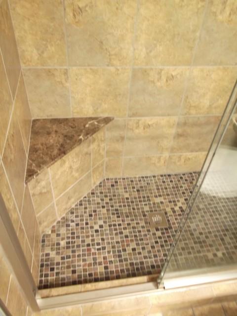 Bathroom Tile Work traditional-bathroom